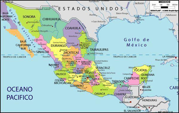 Formación en México